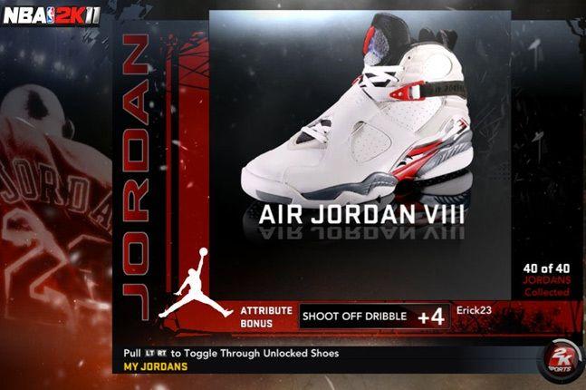 Jordan Nba 2K11 Viii 1