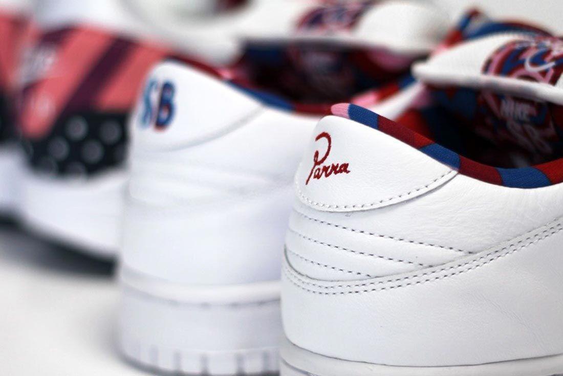 Parra Nike Sb Dunk Low Empire 1