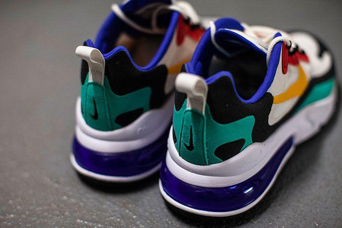 Nike Air Max 270 React Ao4971 002 6 Heel
