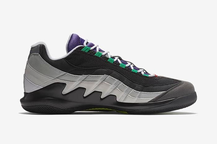 Nike Nikecourt Vapor X Greedy 5