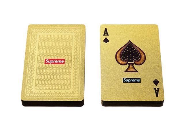 Supreme Gold Deck Cards 1