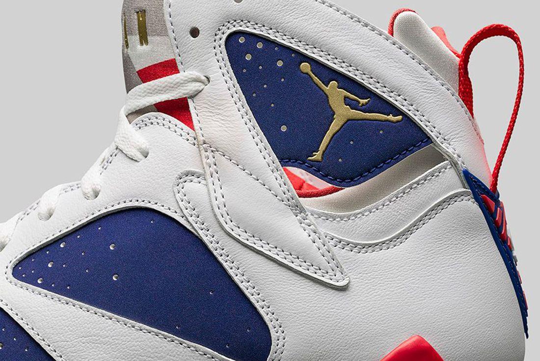 Air Jordan 7 Olympic Alternate21