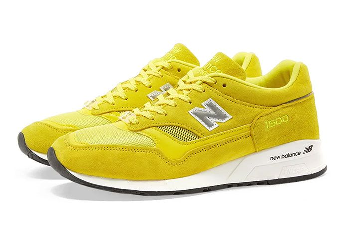 Pop Trading Company New Balance 1500 Electric Yellow