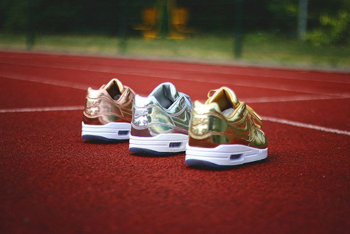 Nike Id Air Max 1 Olympic Medals Pack 1
