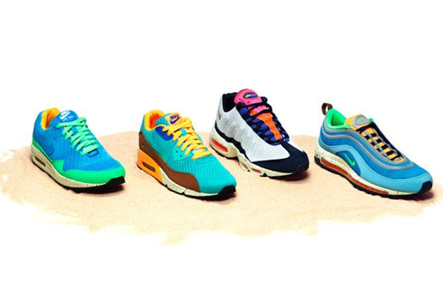 Nike Air Max Bor Pack Group Shot 2