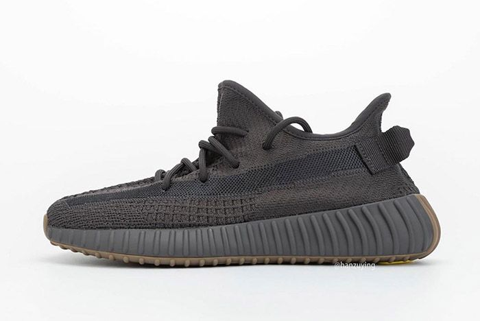 Adidas Yeezy Boost 350 V2 Cinder Fy2903 Lateral