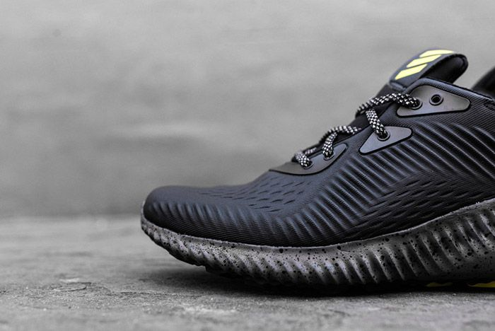 Adidas Alphabounce Black 3 Sneaker Freaker