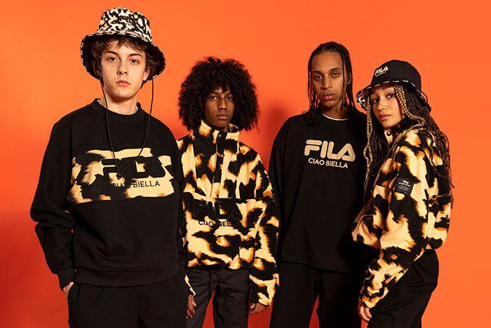Fila One Block Down Ciao Bella Collection