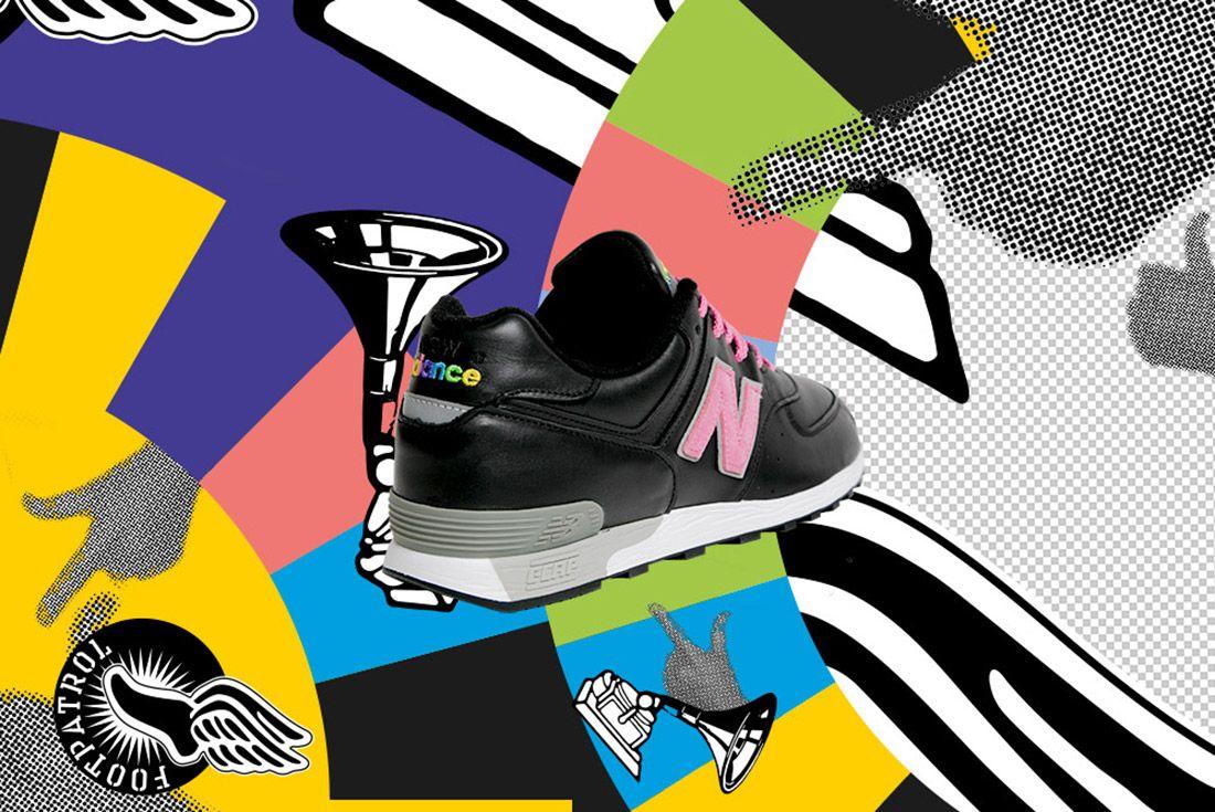 New Balance Footpatrol M576 Fpf Sneaker Freaker 6
