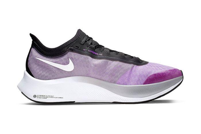 Nike Zoom Fly 3 Hyper Violet At8240 500 Release Date Medial