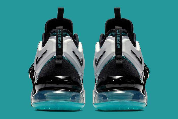 Nike Air Force 270 Jade Teal 2