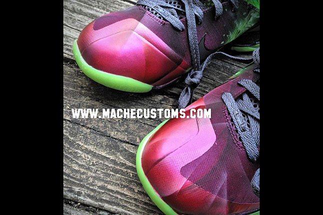 Nike Lebron 9 Spawn Mache 5 1