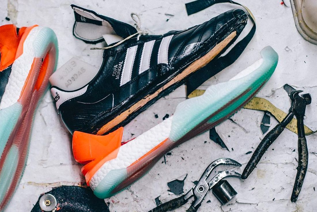 The Shoe Surgeon Reveals Boost Fused Copa Custom5