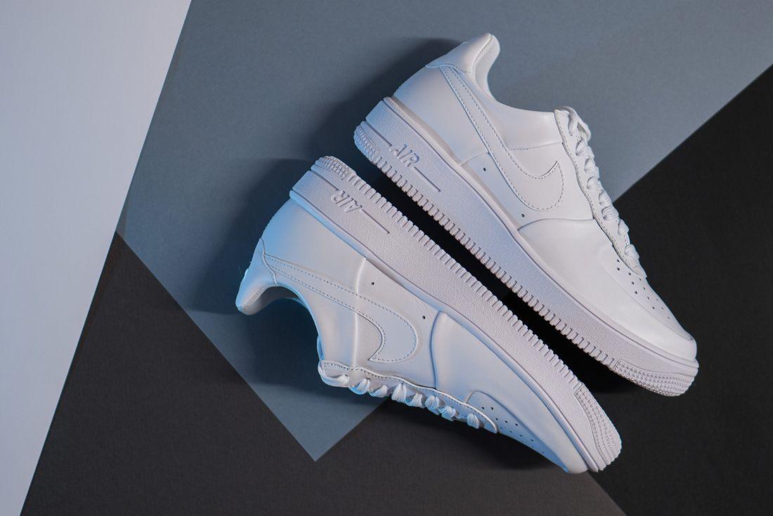Nike Air Force 1 Ultra Force Triple White