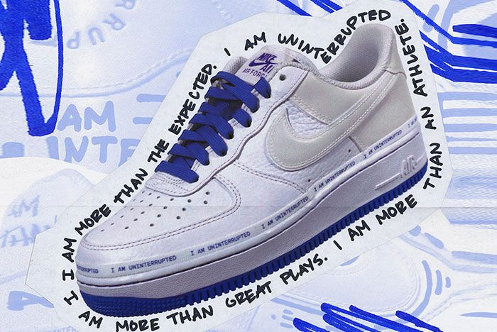 Uninterrupted Nike Air Force 1 Release Date Price Angle