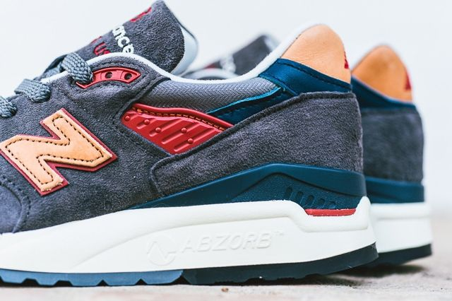 New Balance 997 Distinct Mid Century Modern Bump 4