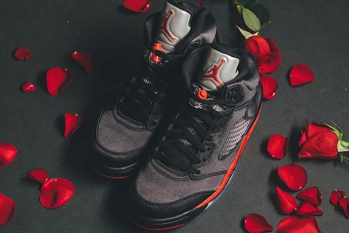 Air Jordan 5 Satin 3