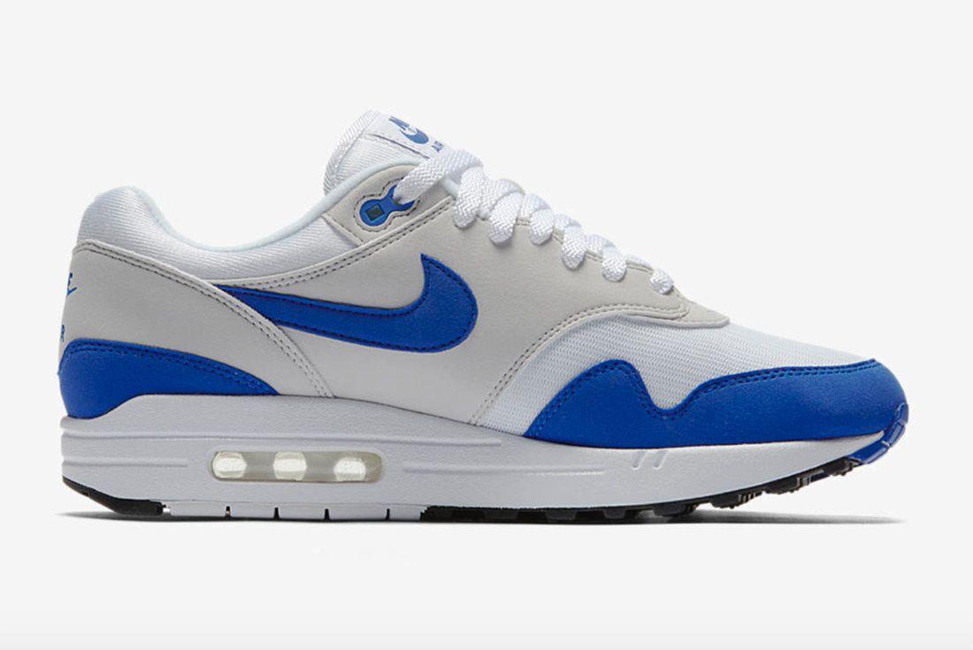 Nike Air Max 1 Og Retro Game Royal Blue 4
