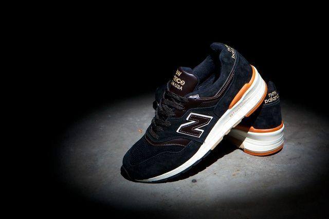 New Balance 997Made In Usa Black 8