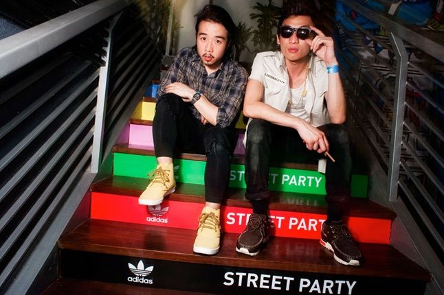 Adidas Street Party Kl 18 1