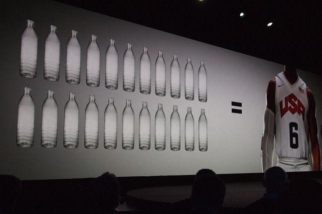 Plastic Bottles Nike 1