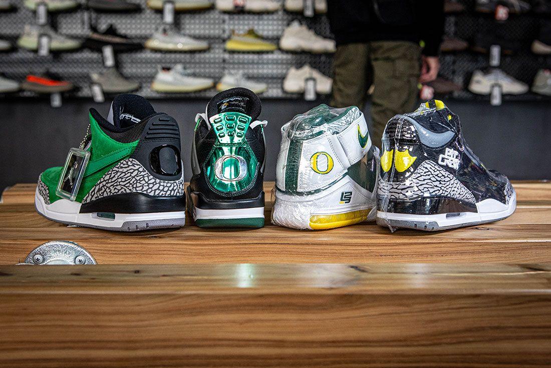 Kickstw Oregon Jordans