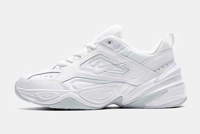 Nike M2 K Tekno White Pure Platinum 4