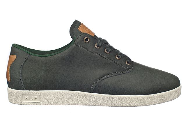 Huf Fall 2012 Footwear Hufnagel Pro Oiled Military 1