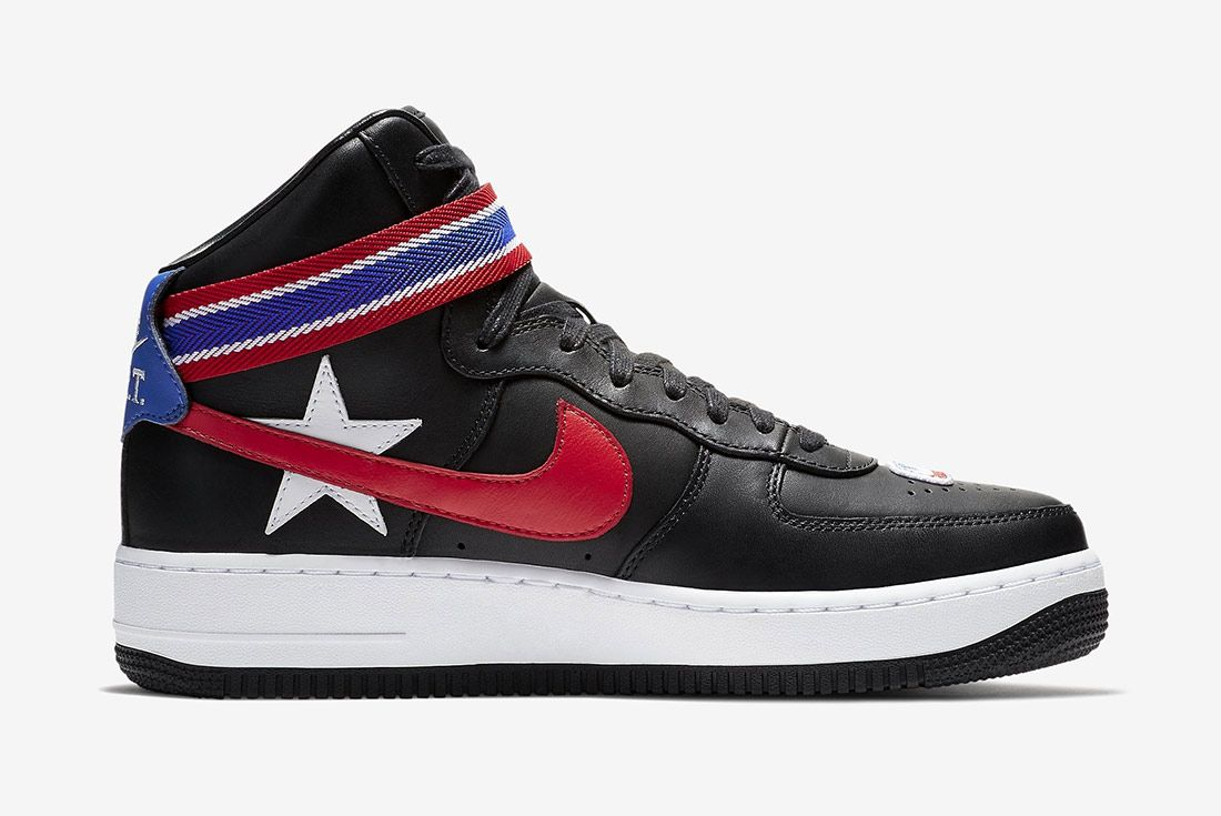 Riccardo Tisci X Nike Air Force 1 Release Date 2
