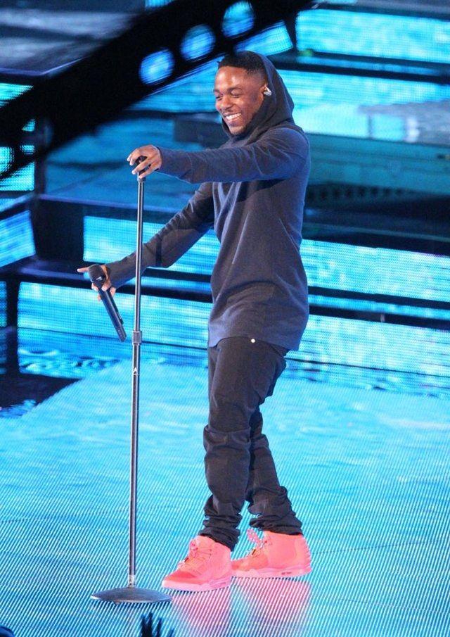 Kendrick Lamar Nike Air Yeezy 2 Red October 04