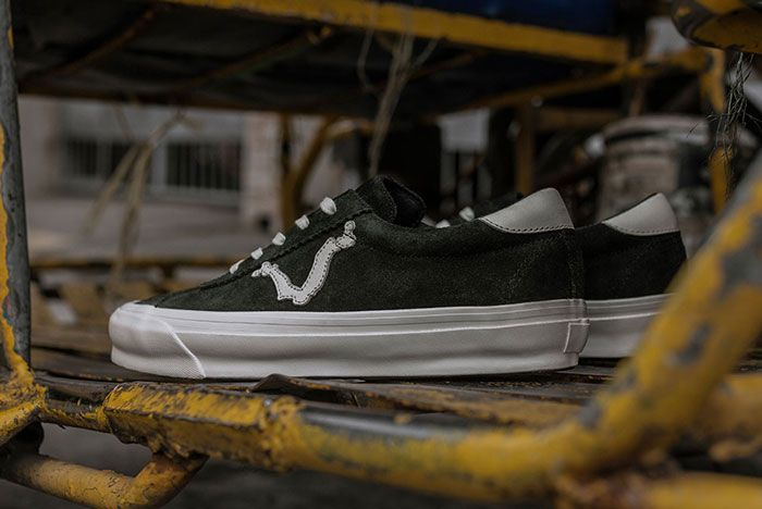 Blends Vans Vault Epoch Lx Heel Counter Shot