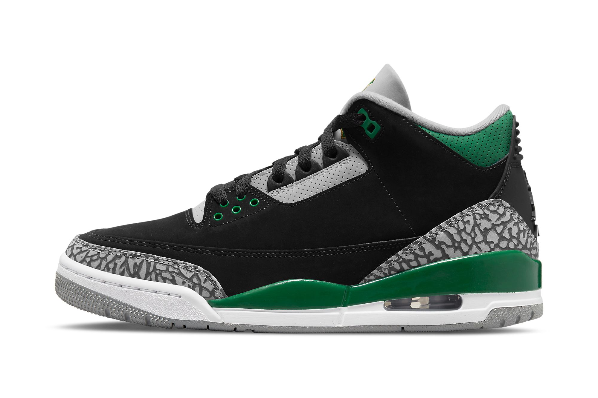 Air Jordan 3 'Pine Green'
