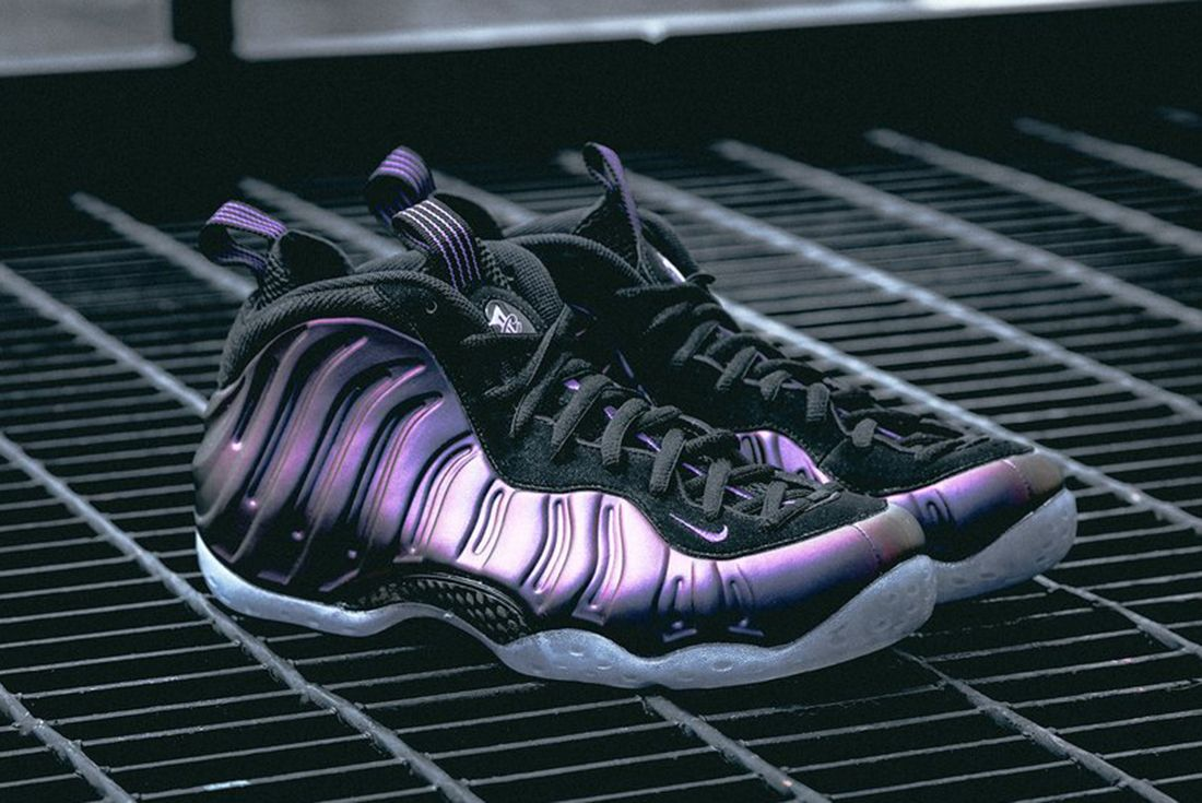 "Nike Air Foamposite One ""Eggplant"" (2009)"