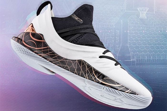 Under Armour Curry 5 Parade Black Gold 1 Sneaker Freaker