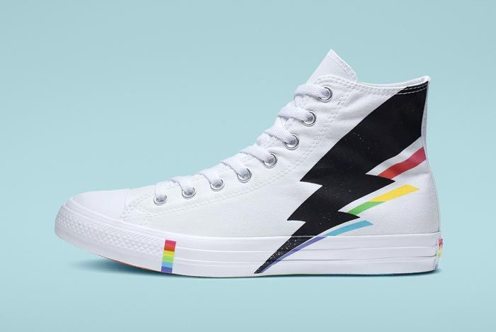 Chuck Taylor All Star Pride High Top Lateral