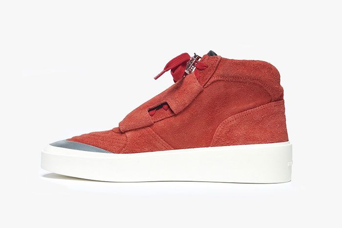 Fear Of God Red Skate Side3