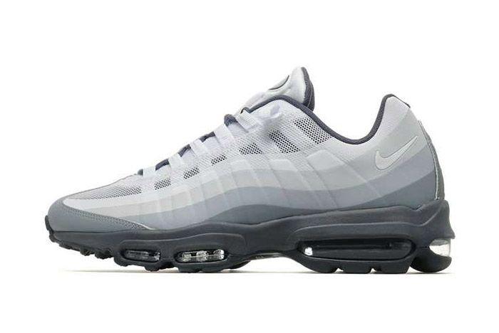 Nike Air Max 95 No Sew Grey 1