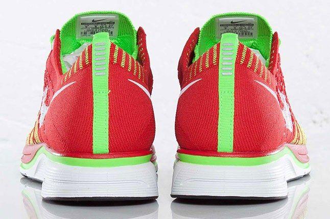 Nike Flyknit Heel 1
