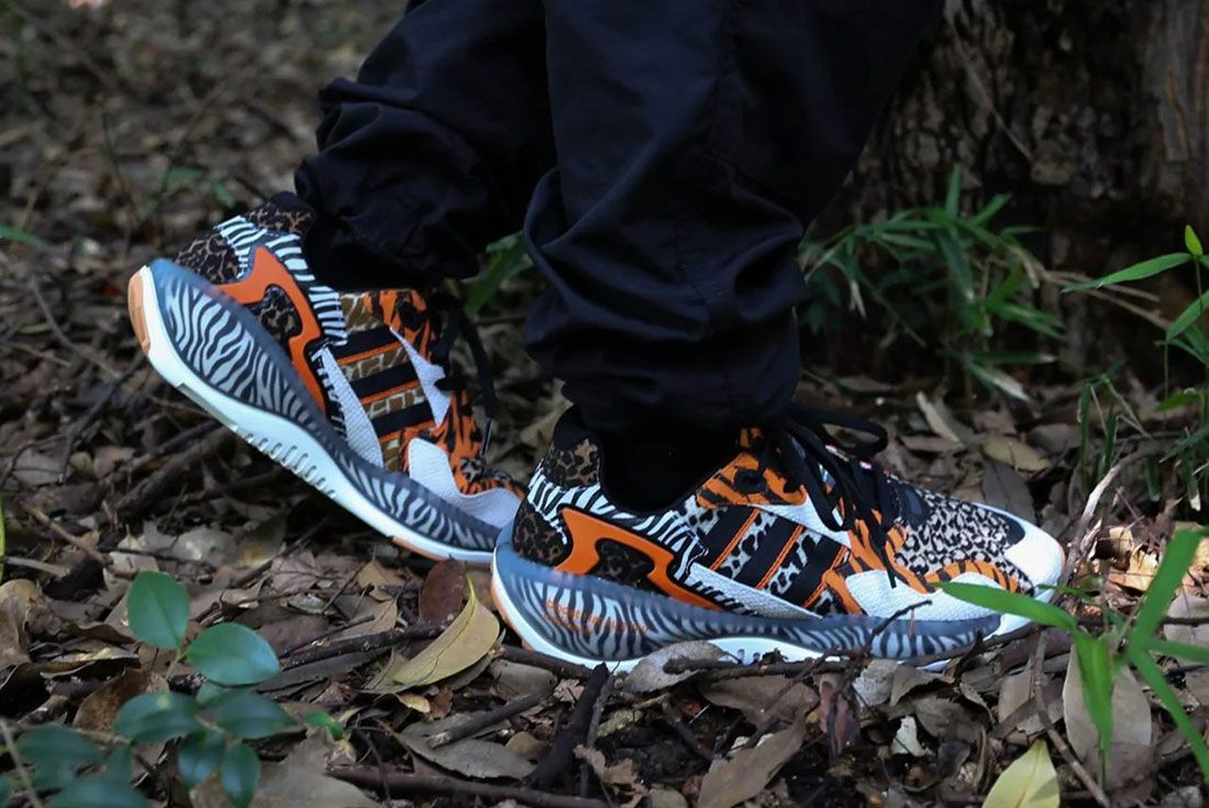 atmos x adidas ZX Alkyne Crazy Animal