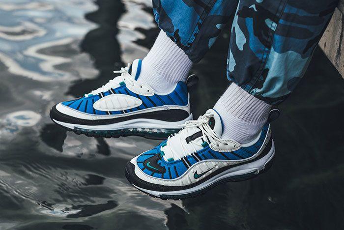 Nike Air Max 98 Nebula Blue 3