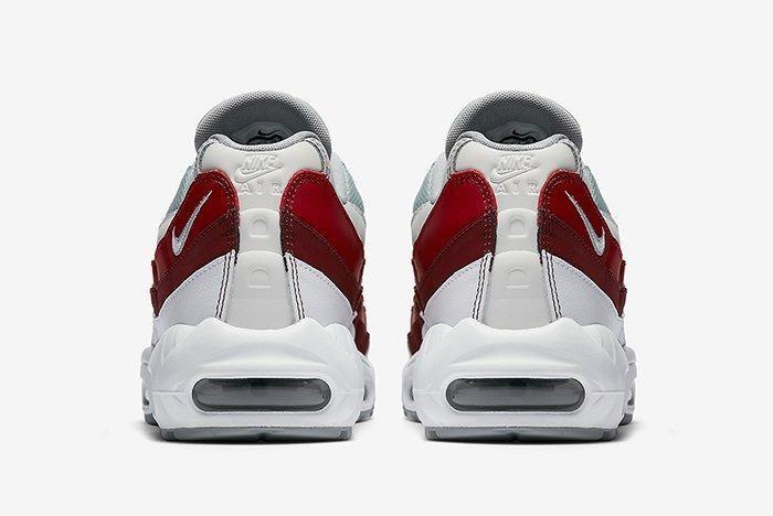 Nike Air Max 95 Team Red 3