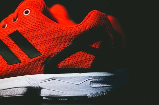 Adidas Zx Flux Infrared 5