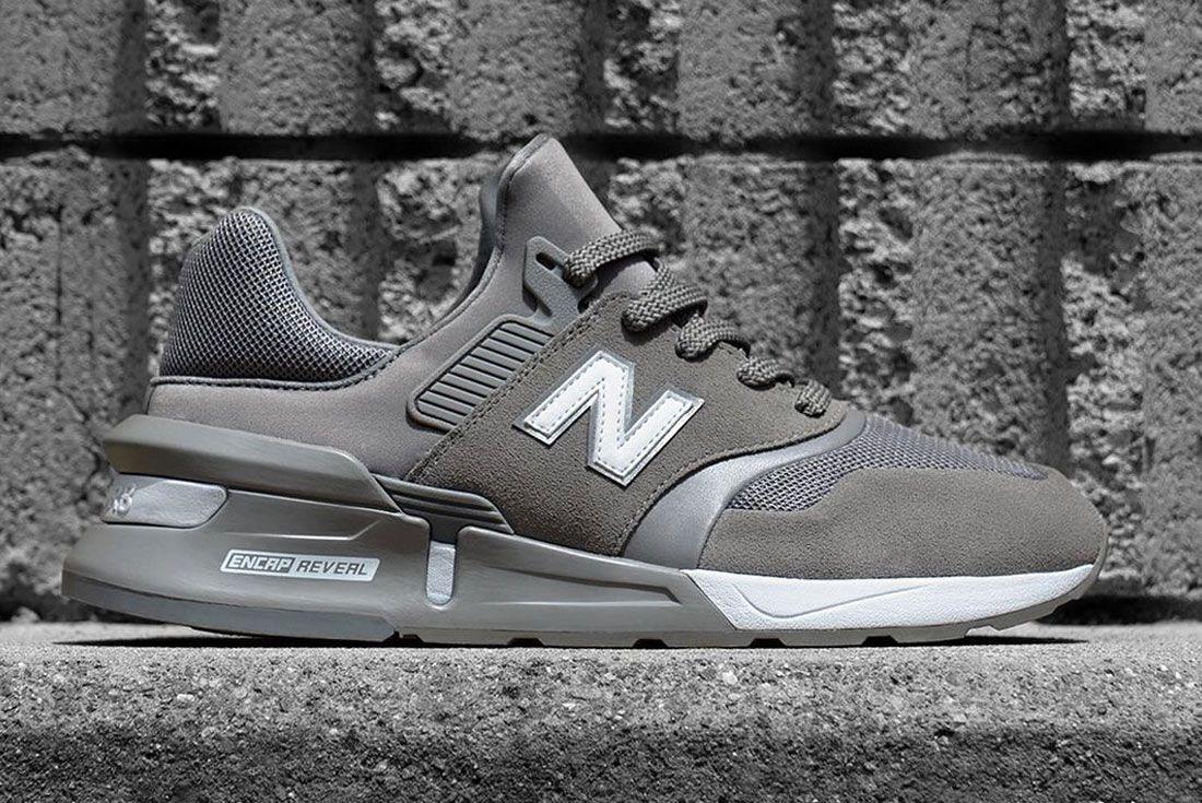 New Balance 997 S Grey Right