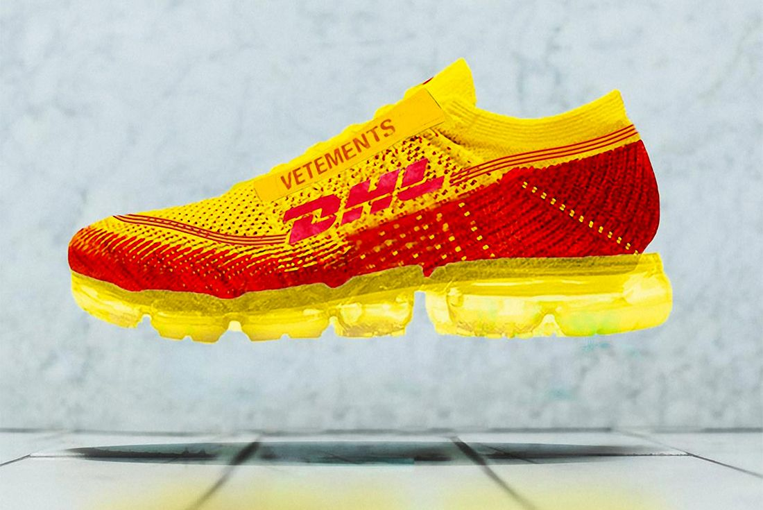 Vapormax Dhl Vetements Argo