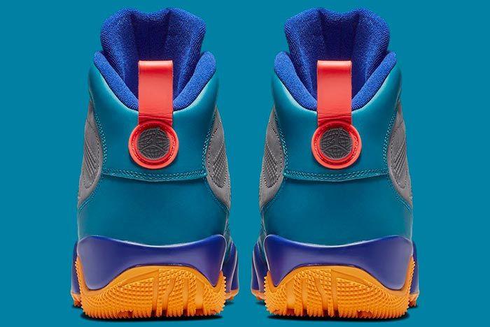 Nike Air Jordan 9 Boot Release 1