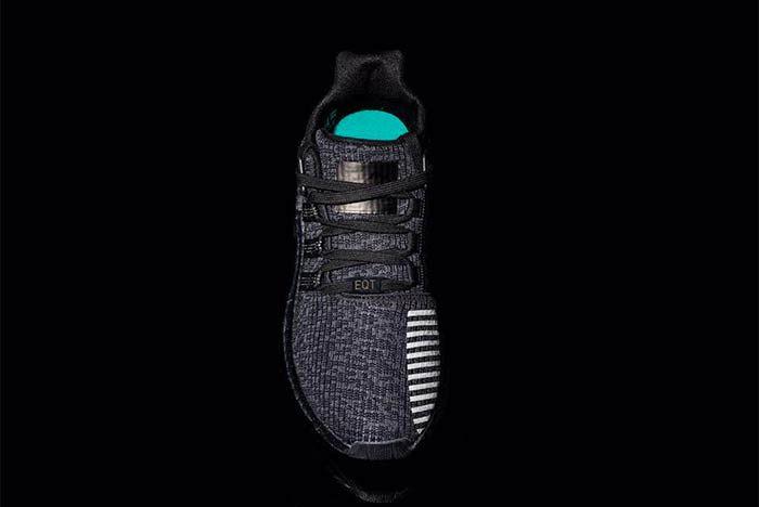 Adidas Eqt Support 9317 Triple Black 2