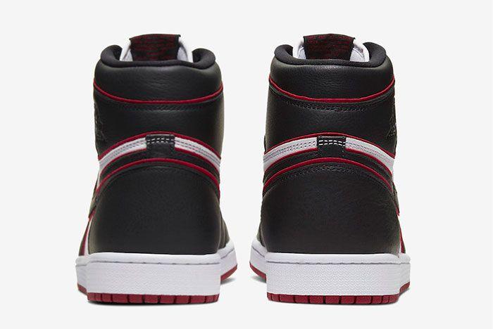 Air Jordan 1 High Og Bloodline Heel
