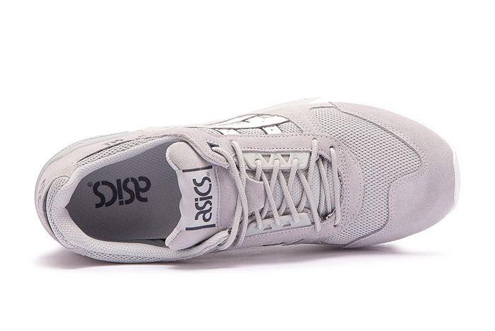 Asics Gel Respector Light Grey White 4