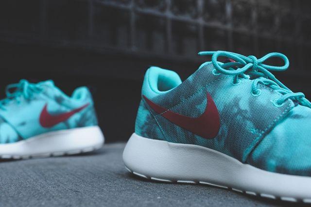 Nike Roshe Run Hyper Jade 5