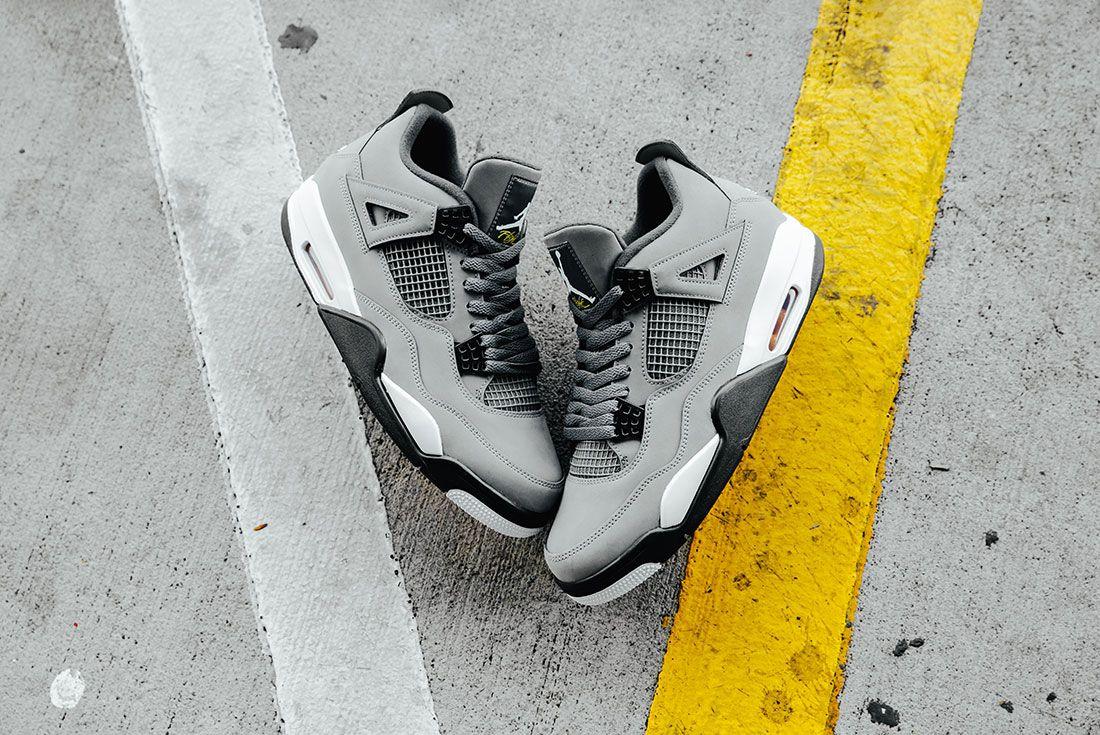 Air Jordan 4 Cool Grey Pair7